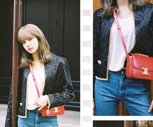 lisa, lalisa, and outfit image