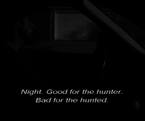 black and white, subtitles, and Dexter image