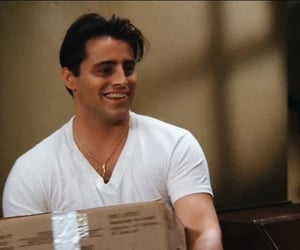 friends, box, and Joey image