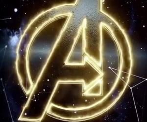 Avengers, background, and black image