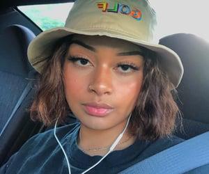 eyelashes, golf, and makeup image