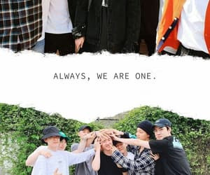 exo, we are one, and weareone image