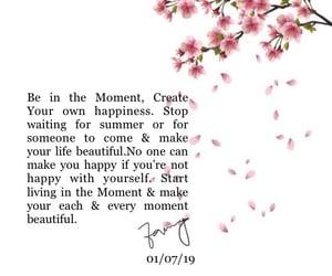 beautiful, i write, and july image