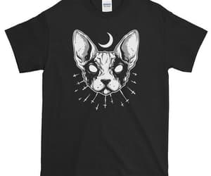 etsy, cat shirts, and graphictshirt image