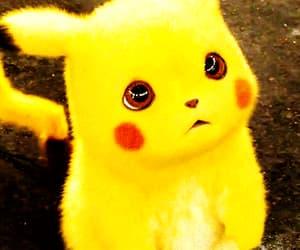 gif, pikachu, and pokemon image