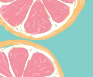 wallpaper, background, and grapefruit image