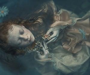 dark, melancholy, and victorian image