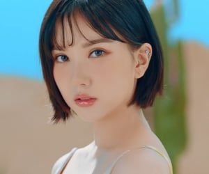icons, short hair, and eunha image