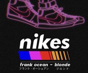 frank ocean and nike image