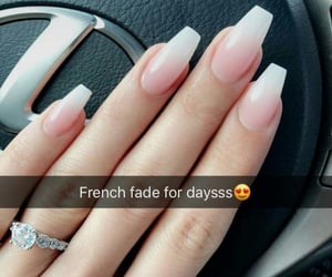 colors, girl, and nails image