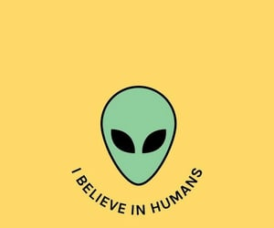 alien, background, and wallpaper image