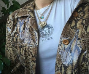 fashion, Versace, and style image