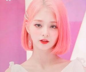 asian, girl, and hair image