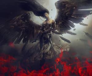 fantasy, mythology, and goddess image