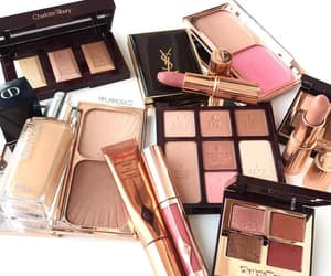 cosmetics, make up, and YSL image