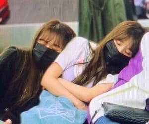 yuri, izone, and yena image