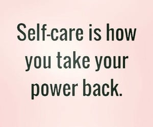 empowerment, feminism, and self care image