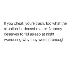 cheating, quote, and quotes image