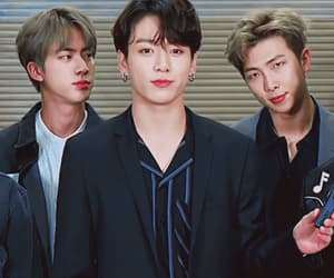 gif, jeon jung kook, and agust d image