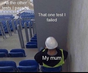 exams, funny, and haha image