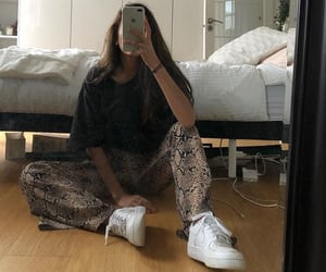 fashion, streetwear, and outfit image
