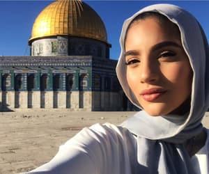 beautiful, hijab, and palestine image