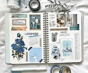 bujo, journaling, and bullet journal image