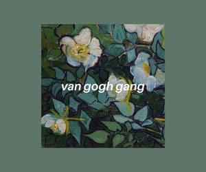 green, wallpaper, and van gogh image