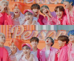 persona, bts, and boy with luv image
