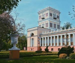 belarus, palace, and travel image
