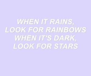 quotes, purple, and stars image