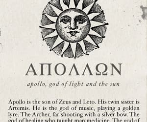 apollo and mythology image