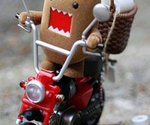 bike, funny, and nice image