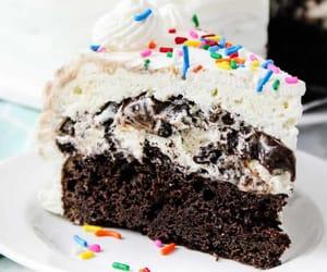 birthday, cake, and food image