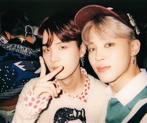 jimin, suga, and bts image