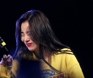 kpop, spit, and wheein image