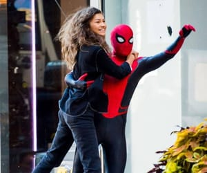 actors, spider-man, and spiderman image