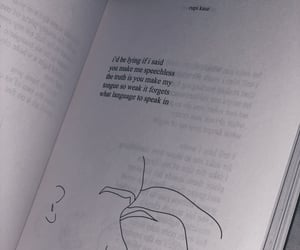him, poetry, and milk and honey image
