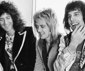 70s, band, and black and white image