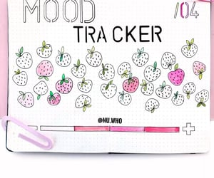 mood, planner, and tracker image