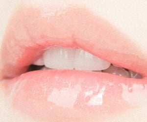 soft, glossy, and lips image