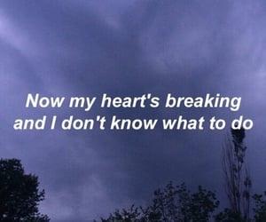 quotes, sad, and Lyrics image