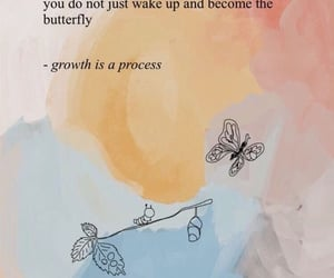 quotes, aesthetic, and butterfly image