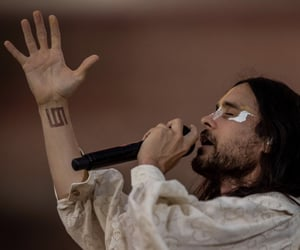 30 seconds to mars, austria, and jared leto image