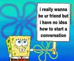 reaction, meme, and spongebob image