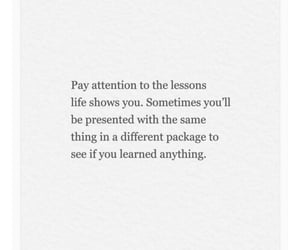 attention, inspired, and lessons image