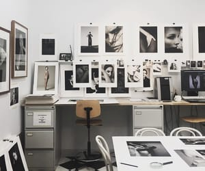 art studio, home office, and interiors image