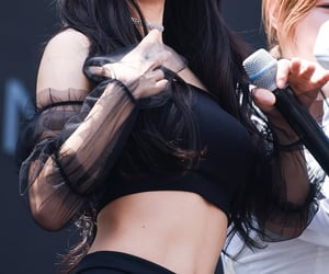 abs, leader, and kpop image