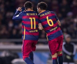 neymar, neymar jr, and dani alves image