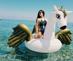 fashion, fashion blogger, and float image